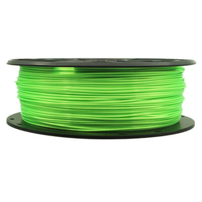 silk pla Green