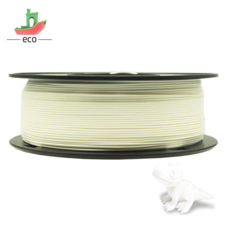 Flame retardant ABS filament white 2