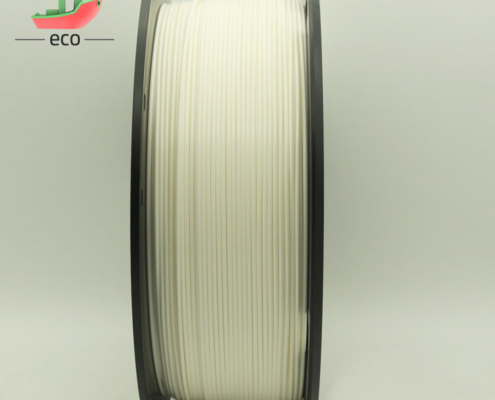Flame retardant ABS filament white 3