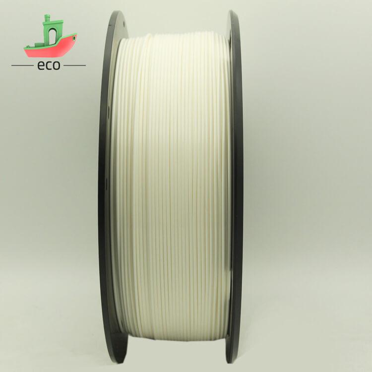 Flame retardant ABS filament white 3