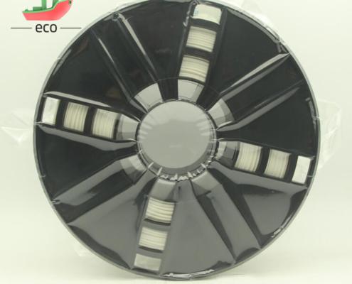 Flame retardant ABS filament white 4