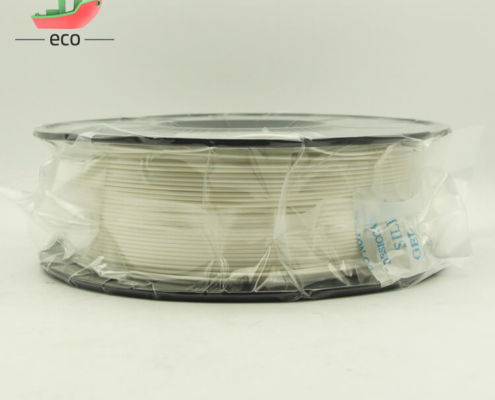 Flame retardant ABS filament white 5