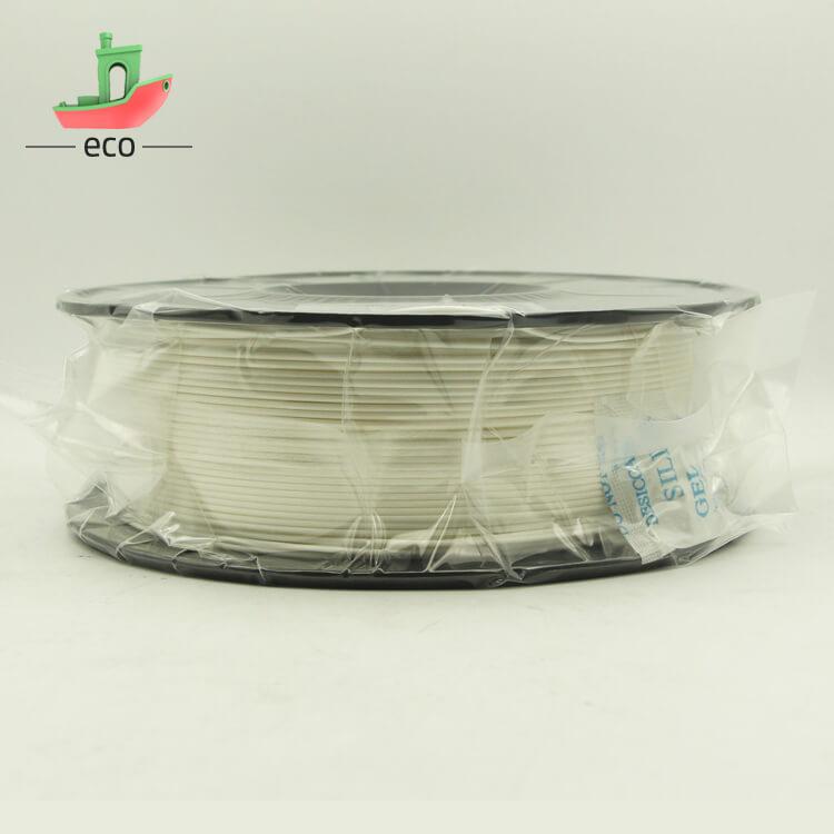 Flame retardant ABS filament white 5