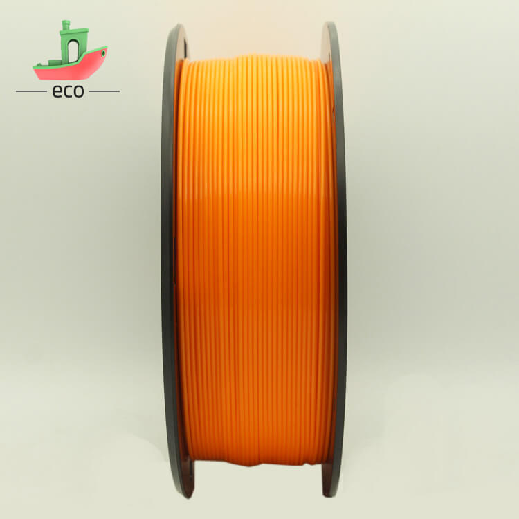 Petg filament orange 1