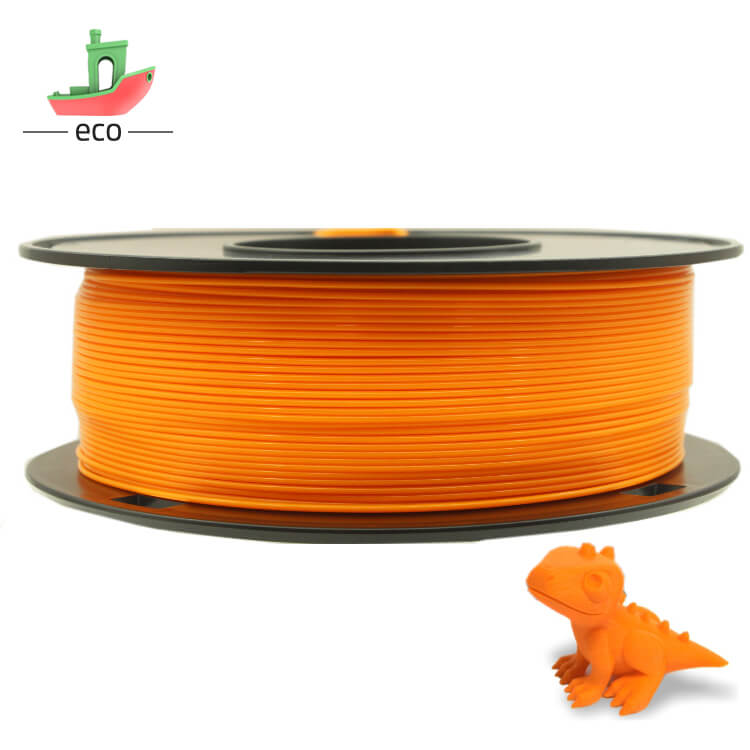 Petg filament orange 4