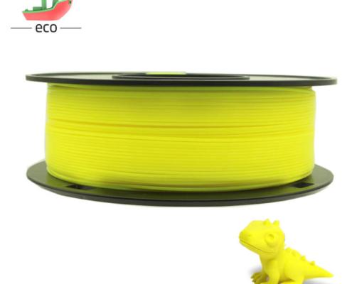 Tpu filament yellow 3