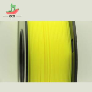 Tpu filament yellow 5