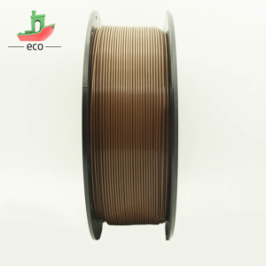 Wood filament brown 2