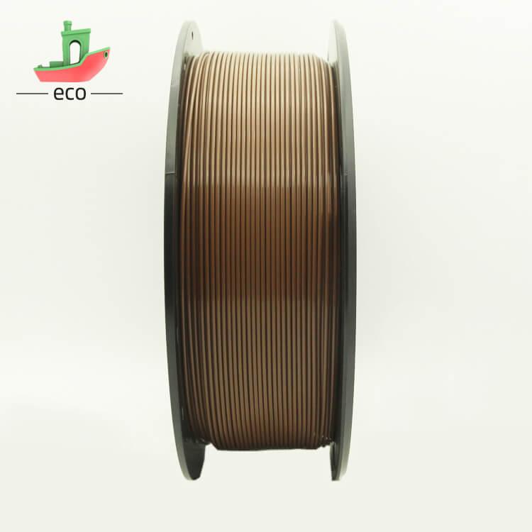 Wood filament brown 2