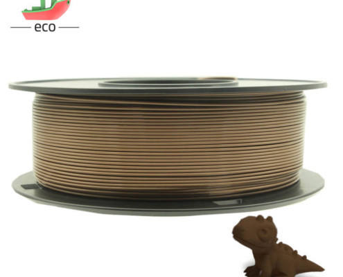 Wood filament brown 3