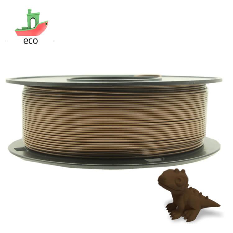 Wood filament brown 3