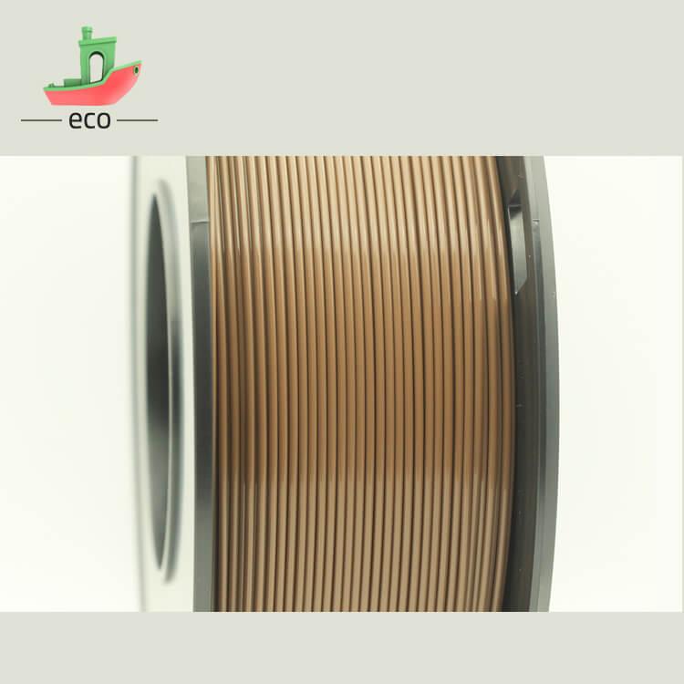 Wood filament brown 5
