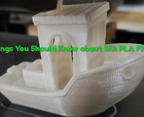All things about silk pla filament