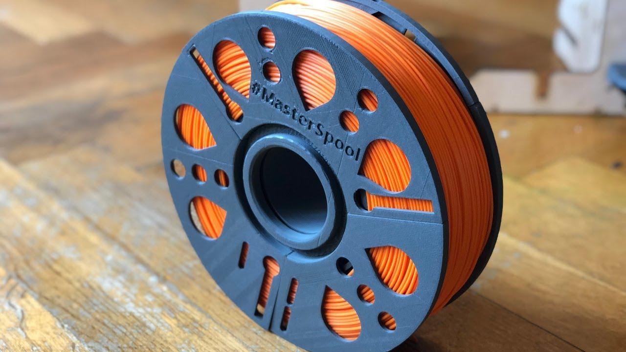 Master Spool Filament Review