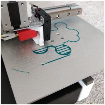 PLA Filament setting