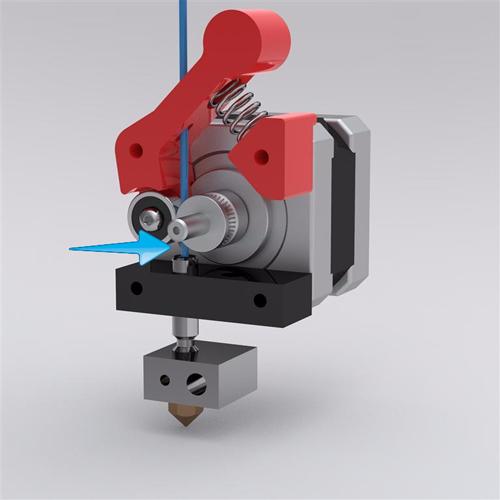 TPU Filament Extruder