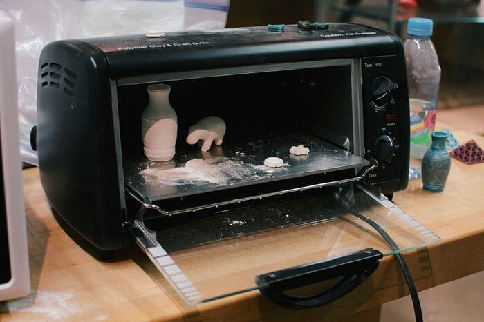 oven for 3d printing material
