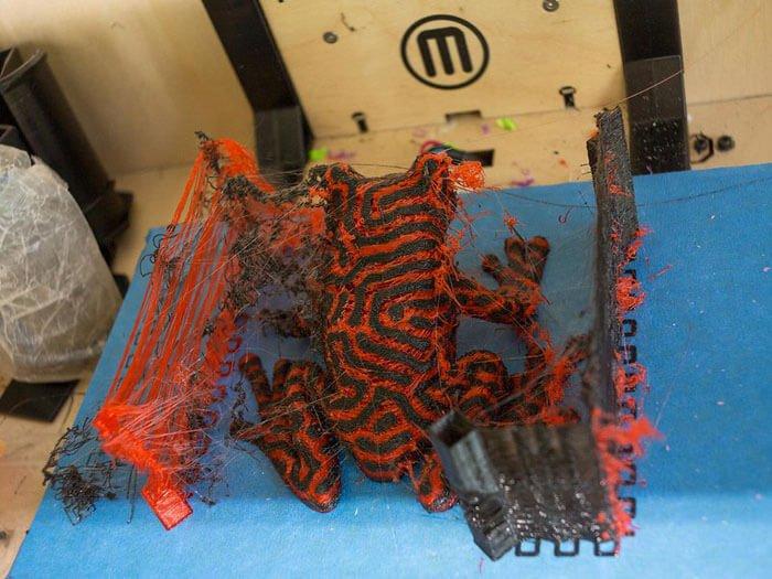 pla filament brittle
