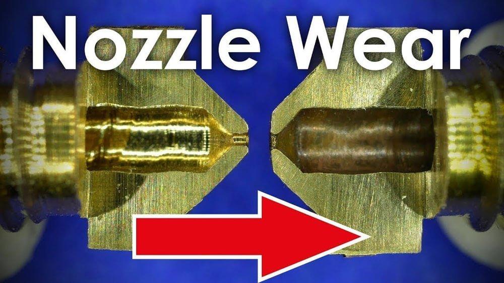 wear noozle